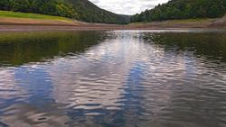 Niedrigwasser vor der Banfe