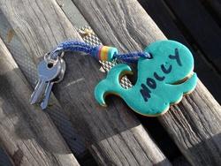 Es gibt nur einen Schlüssel für Molly. Er wird von Crew zu Crew weitergegeben. Sonst zurück an Silke.