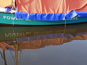 Auf nach Friesland, sobald es Corona zulässt. Mit dem Bootsvermieter wurde eine Gutscheinregelung für dieses und nächstes Jahr vereinbart